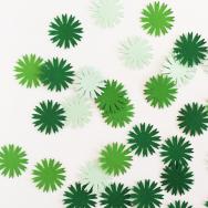 Cornflower - Green Tone