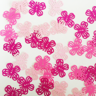 Lace Butterfly - Pink Tone