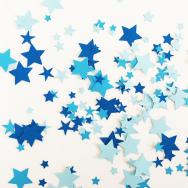 Star - Blue Tone