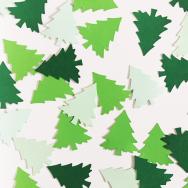 Christmas Tree - Green Tone