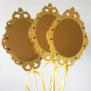 Magic Mirror Wand/Centerpiece