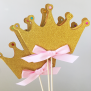 Princess Crown Wand/Centerpiece