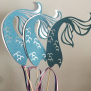 Mermaid Wand/Centerpiece