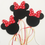 Minnie Mouse Wand/Centerpiece