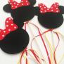 Minnie Mouse Wand/Centerpiece
