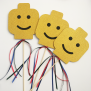 LEGO Wand/Centerpiece