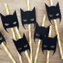 Batman Straw