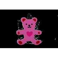 Huggy Bear Pink