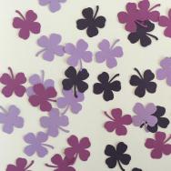 Clover In Purple Tone